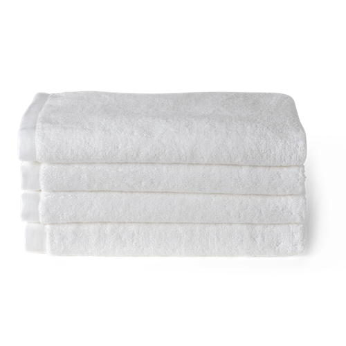 Terry Towels – Natural white
