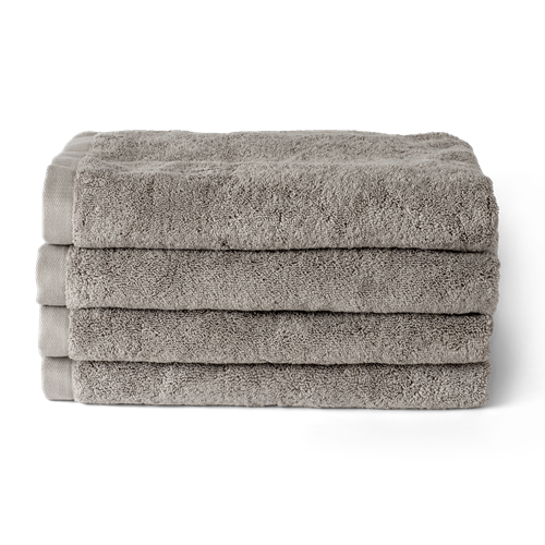 Terry Towels – Light grey