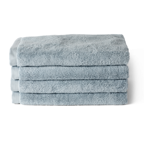 Terry Towels – Dusty Blue