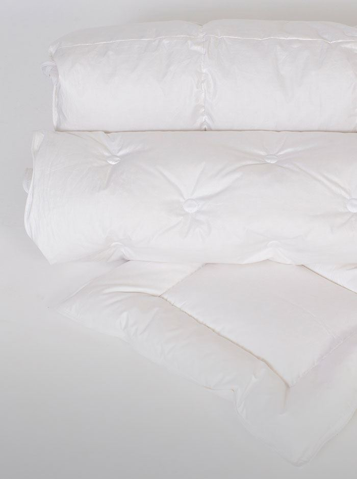Duvets and pillows for kids